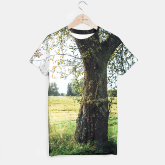 Thumbnail image of Countryside Tree T-shirt, Live Heroes