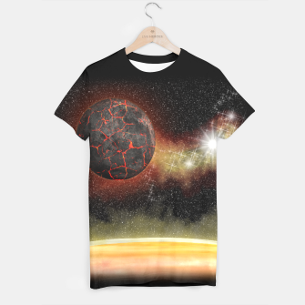 Thumbnail image of Starfield - it all started with a big bang T-shirt, Live Heroes