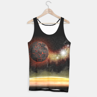 Thumbnail image of Starfield - it all started with a big bang Tank Top, Live Heroes
