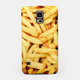 French Fries Samsung Case thumbnail image