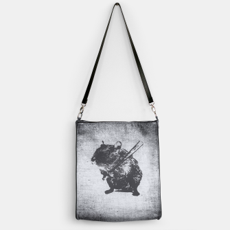 Thumbnail image of Angy Hamster Mouse Handbag, Live Heroes