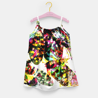 Miniatur Fly Fly Girl's Dress, Live Heroes
