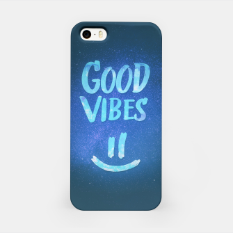 Miniature de image de Good Vibes iPhone Case, Live Heroes