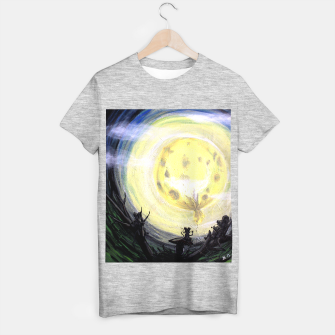 Thumbnail image of Is it moon T-shirt regular, Live Heroes