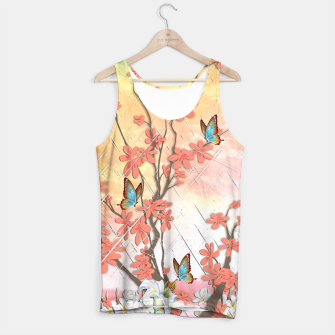 Thumbnail image of Ikebana display Tank Top, Live Heroes