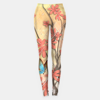 Ikebana display Leggings thumbnail image