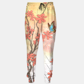 Thumbnail image of Ikebana display Sweatpants, Live Heroes