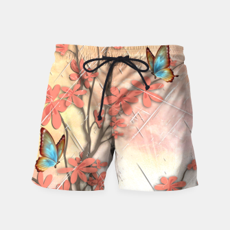 Ikebana display Swim Shorts thumbnail image