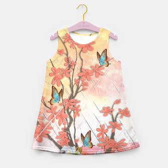 Thumbnail image of Ikebana display Girl's Summer Dress, Live Heroes