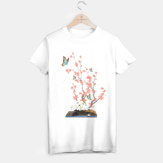 Thumbnail image of ikebana show T-shirt regular, Live Heroes