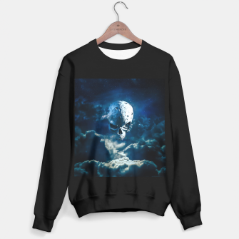 Thumbnail image of Reaper Moon Rising Sweater regular, Live Heroes