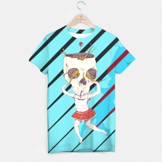 Thumbnail image of Fabulous Death T-shirt, Live Heroes