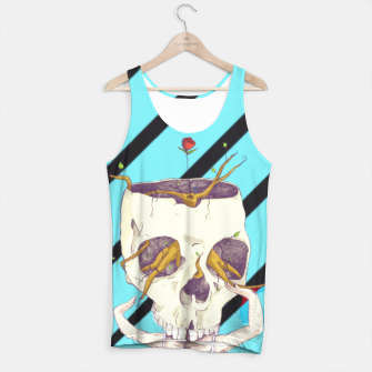 Thumbnail image of Fabulous Death Tank Top, Live Heroes