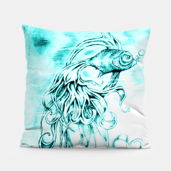 Fighter Fish Pillow imagen en miniatura