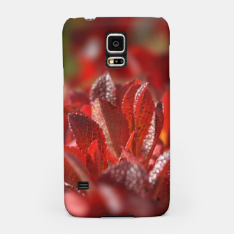 Bearberry Samsung Case thumbnail image