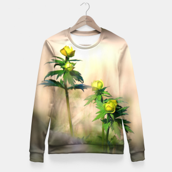 Globeflower Fitted Waist Sweater thumbnail image