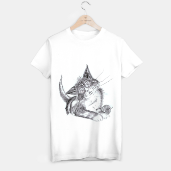 Thumbnail image of Kitty T-shirt regular, Live Heroes