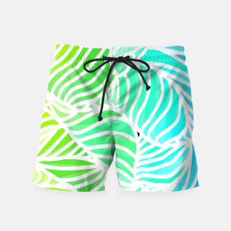 Thumbnail image of shop Swim Shorts, Live Heroes