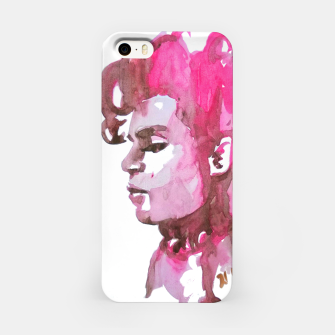 Thumbnail image of Prince purple rain memories iPhone Case, Live Heroes