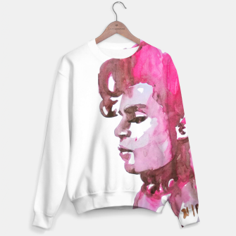 Thumbnail image of Prince purple rain memory 2 Sweater, Live Heroes