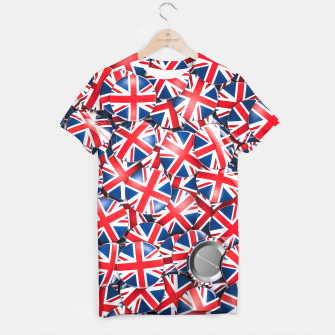 Thumbnail image of Pin it on Britain T-shirt, Live Heroes