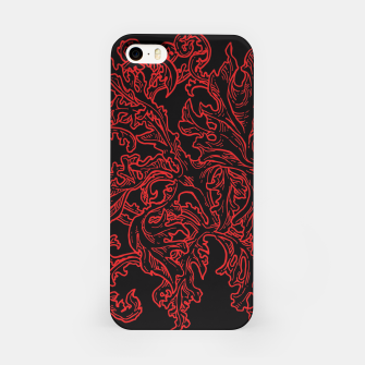 Floral Ornaments iPhone Case obraz miniatury