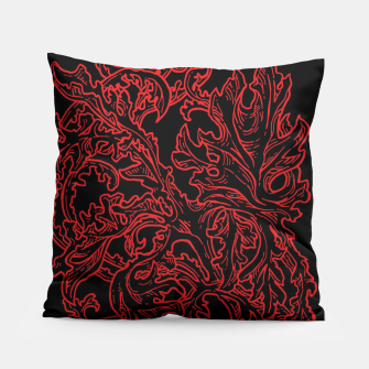 Floral Ornaments Pillow obraz miniatury