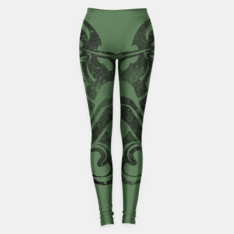 Miniaturka Tribal II Leggings, Live Heroes