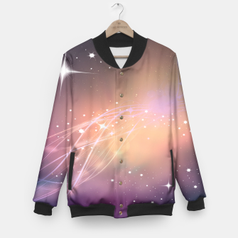 The sound of stars Baseball Jacket obraz miniatury