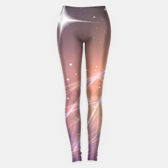 The sound of stars Leggings obraz miniatury