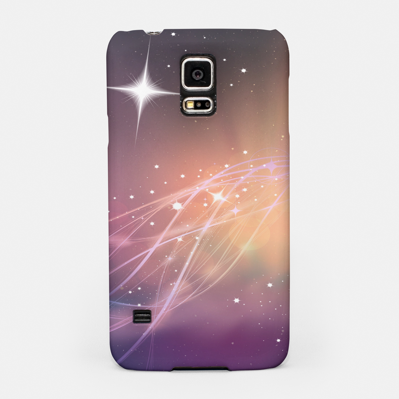 Zdjęcie The sound of stars Samsung Case - Live Heroes