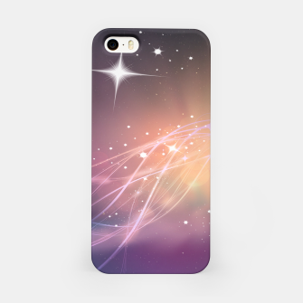 The sound of stars iPhone Case obraz miniatury