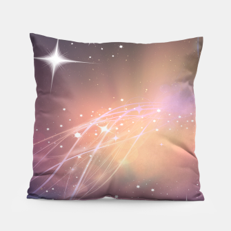 The sound of stars Pillow obraz miniatury