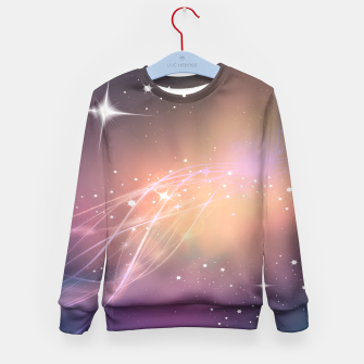 The sound of stars Kid's Sweater obraz miniatury