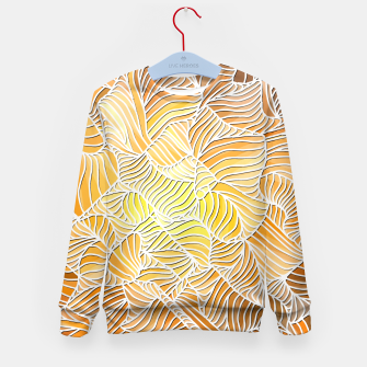 Thumbnail image of vw Kid's Sweater, Live Heroes