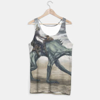 Miniaturka The Rider Tank Top, Live Heroes