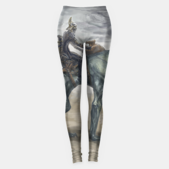 Miniaturka The Rider Leggings, Live Heroes