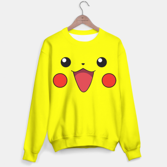 Thumbnail image of Pikachu Sweater, Live Heroes
