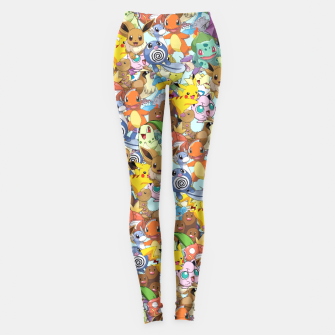 Thumbnail image of Pokemondress Leggings, Live Heroes