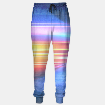 Miniatur Painted light Sweatpants, Live Heroes