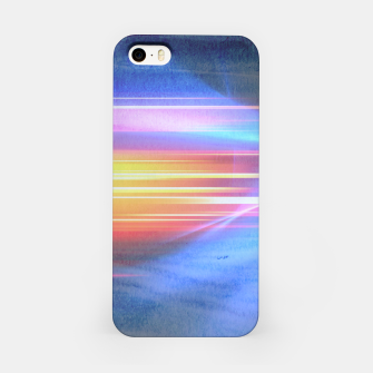 Miniatur Painted light iPhone Case, Live Heroes