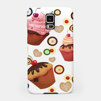 Miniatur Cakie Samsung Case, Live Heroes