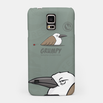 Thumbnail image of Feathered Figures: Grumpy Samsung Case, Live Heroes