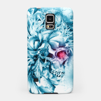 Thumbnail image of Frozen Skull Samsung Case, Live Heroes