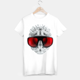 Thumbnail image of Keep a Cool Mind T-shirt, Live Heroes
