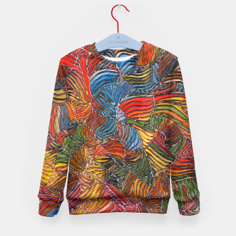 Thumbnail image of ka Kid's Sweater, Live Heroes