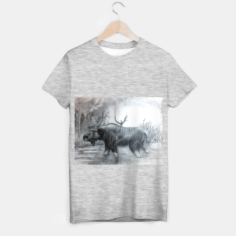 Thumbnail image of Hirvi T-shirt regular, Live Heroes