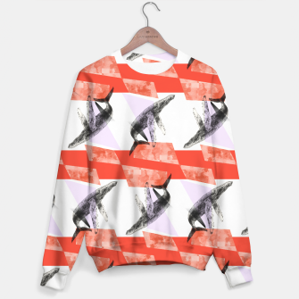 Miniatur Whale goes Eighties Sweater, Live Heroes