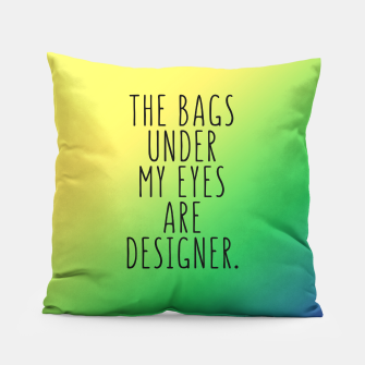Thumbnail image of Bags under Pillow, Live Heroes