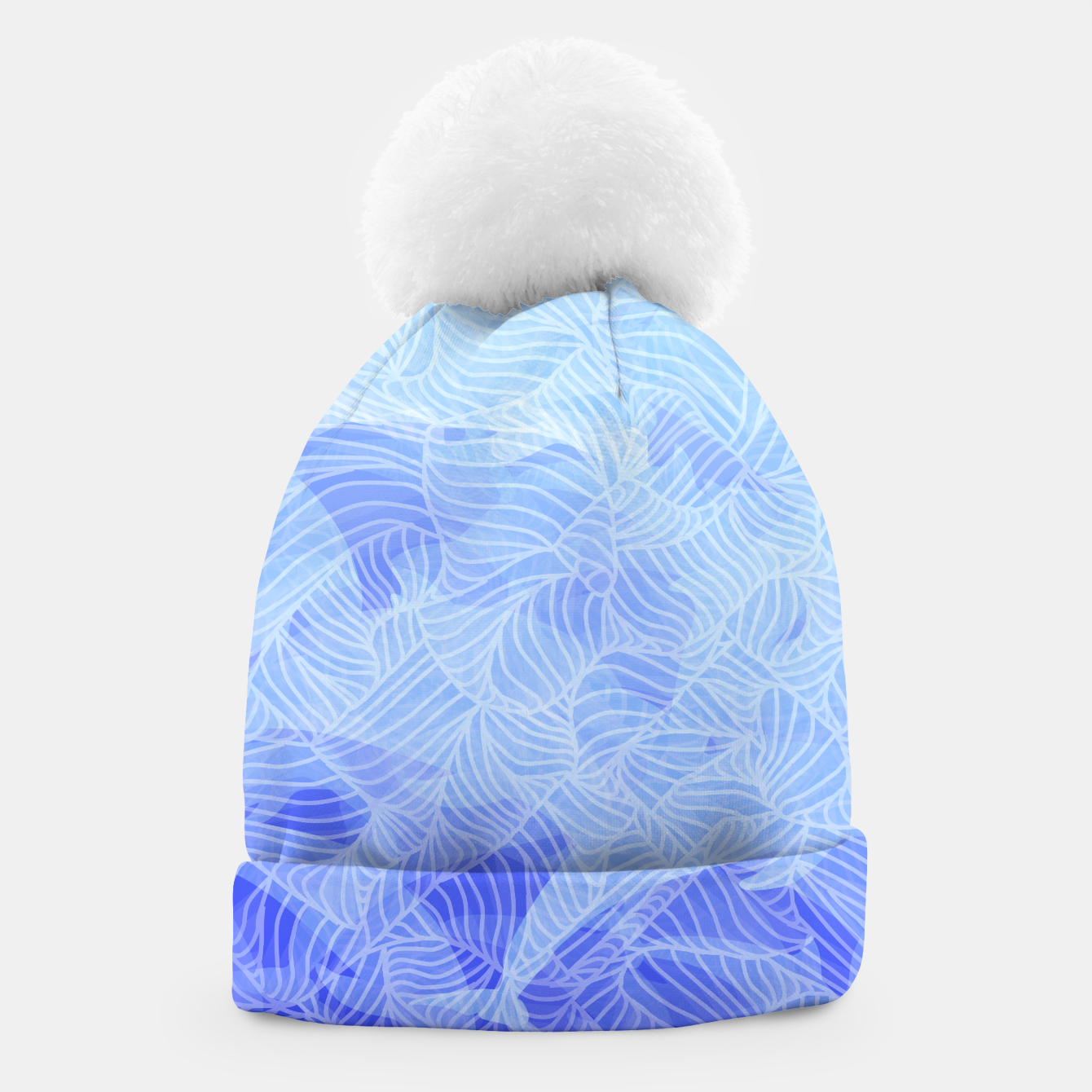 Image of dlf2 Beanie - Live Heroes